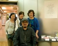 サックス奏者 TSUBO-KENさんのサイン会を行いました