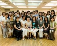 2012.7.25 最終日 搬出直前の集合写真