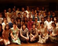 7.18 小南国にて 懇親会