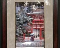 東 久三子 奈良春日神社