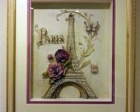 Eiffel Tower Roses MON ATELIER ~私のアトリエ~ 主宰 安孫子 香