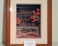 京都南禅寺 時雨の後 メルヘンシャドーボックス 岩澤 雅江