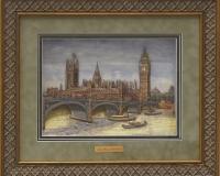 糸木 由美子 London-Houses of parliament