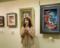 ロジカルシャドーフィール アート協会主宰 スタジオFeel代表 河村 浩子先生による作品解説