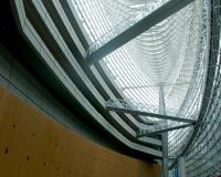 ロビーギャラリーの天井